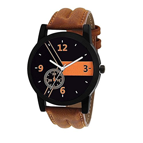 Aaradhya-Fashion-Analogue-Multicolor-Dial-Leather-Watch-Combo-Offers-For-Men-Women-And-Kids