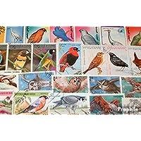 Prophila sellos para coleccionistas: motivos 100 diferentes Aves sellos