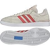 adidas Samba ADV, Chaussures de Gymnastique Homme, Marron (Clear Brown/Trace Scarlet...