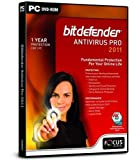 BitDefender Antivirus 2011-1 Year 1 User (ESS892D)