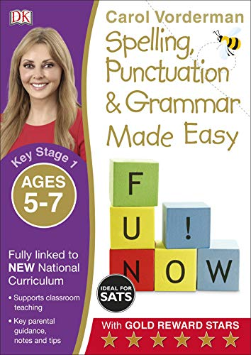 Made Easy Spelling. Punctuation And Grammar Ks1 (Made Easy Workbooks)