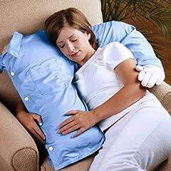 Idea Regalo - Cuscino Soffice Abbraccio Boyfriend Solitudine Insonnia