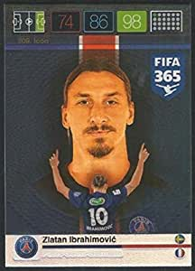 Panini Adrenalyn XL FIFA 365 Zlatan Ibrahimovic Icon Card by Adrenalyn XL