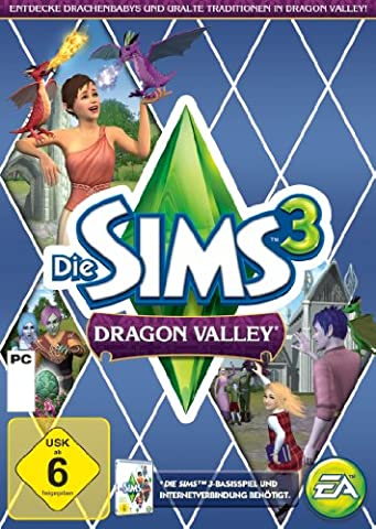 Die Sims 3: Dragon Valley Add-on [PC/Mac Online Code] (Pc The Sims 3)