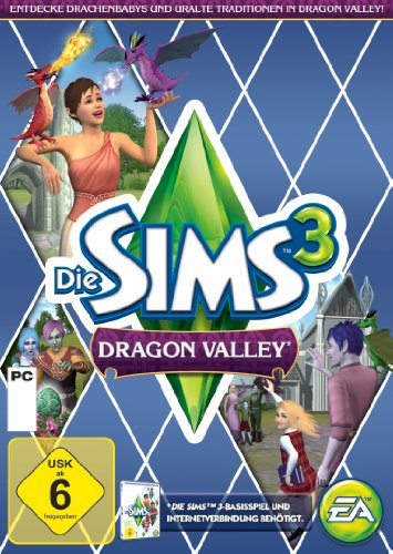 Die Sims 3: Dragon Valley Add-on [PC/Mac Online Code] - 3-spiele Sims Die