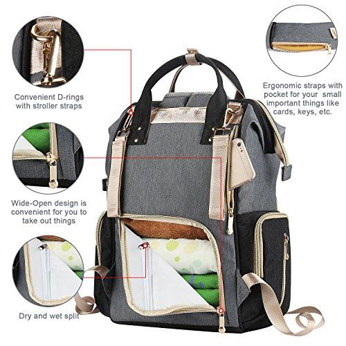 PRITEK Diaper Backpack