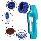 Power Scrubber,PowerDoF MINI Handle Electric Washing Machine for Kitchen Bathroom with Rechargeable Battery