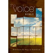 Amazon bible society kindle store the voice bible ebook step into the story of scripture fandeluxe Choice Image