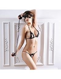 La Mujer Ropa Interior Sexy Ropa Interior Ahuecada Sujetador Sexy Trajes Vaciamiento Y Seductor Señuelo Lingerie