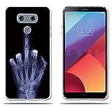Funda LG G6 H870 Carcasa de Silicona, Fina, Ultra Suave con Cubierta...