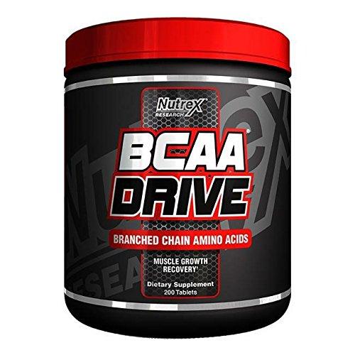 Nutrex - Nutrex Bcaa Drive Black 200Tabs - 51J0nlqk0kL
