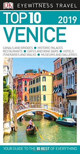 Venice. Top 10. Eyewitness Travel Guide (DK Eyewitness Travel Guide) por Vv.Aa
