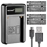 Best Neewer Torches Vidéo - Neewer Micro USB Chargeur de Batterie + 2-Pack Review