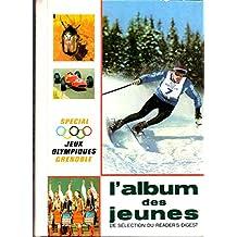 L'album des jeunes 1968 spécial jeux olympiques grenoble