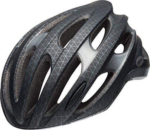BELL Erwachsene Formula Fahrradhelm, Matte Black/Gunmetal, L