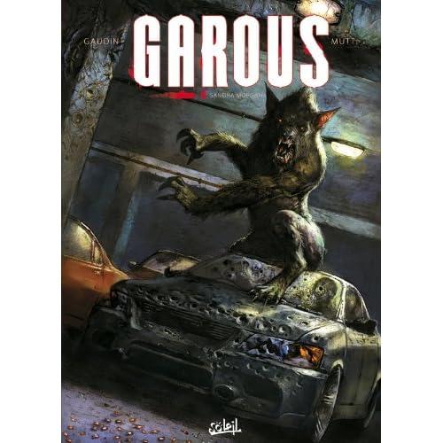 Garous T06: Sandra Morgan