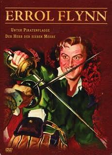 Errol Flynn : Unter Piratenflagge - Der Herr der sieben Meere - 2 DVD Box
