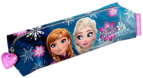 Karactermania 93789 Frozen Snow Estuches, 22 cm, Rosa