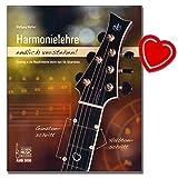 Harmonielehre endlich verstehen! Harmonielehre - mit einfachen Worten musiktheoretische Grundbegriffe - Akkorde, Tonarten, Diatonische System