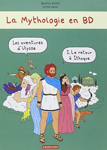 Les Aventures d'Ulysse, Tome 2 : Le retour à Ithaque
