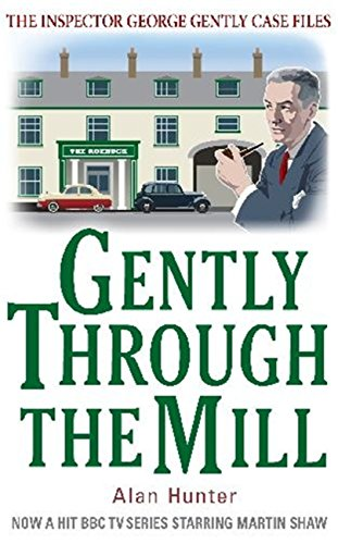 Publication Order of Inspector George Gently Books