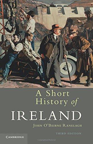 A Short History of Ireland por John O'Beirne Ranelagh