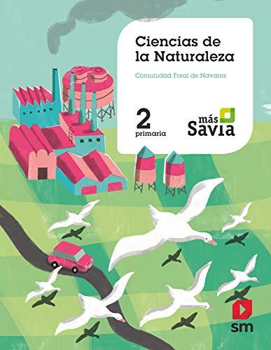 Ciencias de la naturaleza. 2 Primaria. Mas Savia. Navarra