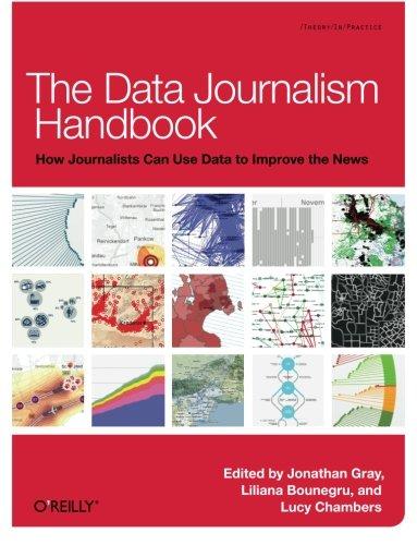 The Data Journalism Handbook por Jonathan Gray
