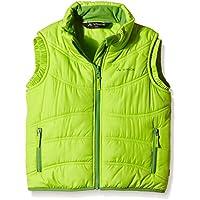 VAUDE yalca Arctic Fox Vest, otoño/Invierno, Infantil, Color Verde - Verde, tamaño 8 años (128 cm) [DE 122/128]