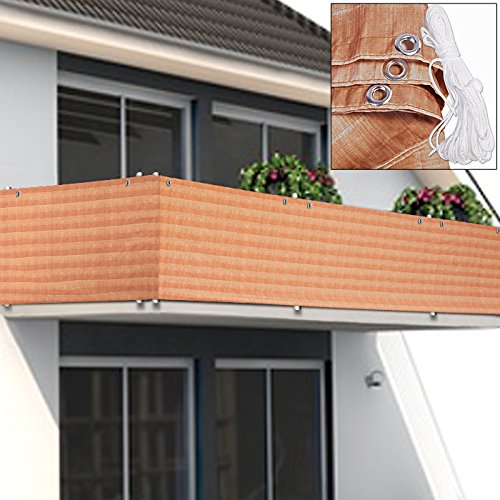 windschutz balkon preisvergleich die besten angebote online kaufen. Black Bedroom Furniture Sets. Home Design Ideas