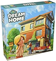Rebel Centrum Dream Home Board Game, For 6 Years & Above