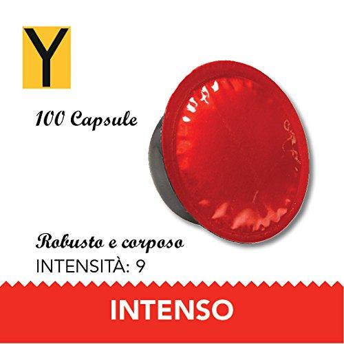 100 capsule compatibili Lavazza a modo mio extra INTENSO