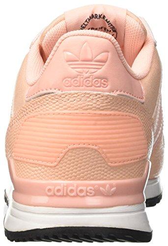 Adidas Coral Coral Zx haze Orange Black 700 haze core Damen Sneaker Br68BOAq