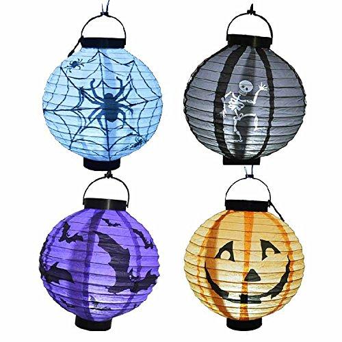 rubility-dcorations-dhalloween-led-lanternes-au-forme-de-citrouille-araignee-crne-lanternes-lumineus