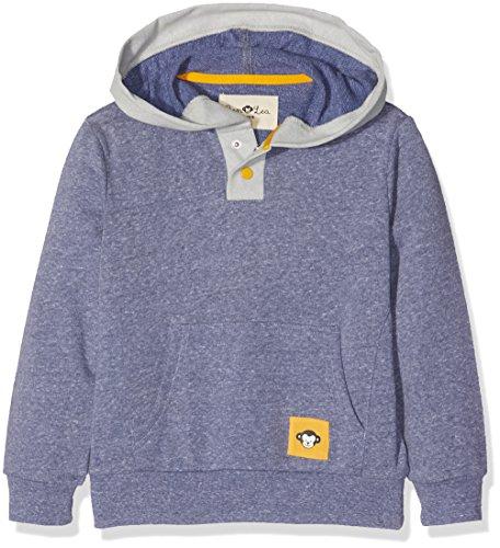 Ben & Lea - Sweatshirt à Capuche - pour Enfants - Coupe décontratée - Design Tendance Ben & Lea
