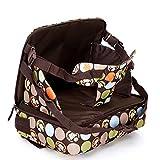 mengma 5 Farben Multifunktions Tragbare Mummy Wickeltasche Kind sicher Füttern Sitz Tasche Baby Klappsessel Windel