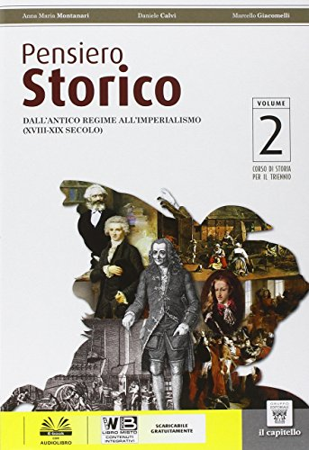 Pensiero storico plus. Per le Scuole superiori. Con DVD. Con e-book. Con espansione online: 2