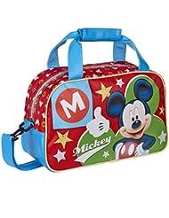Mickey Mouse Star Bolsa Deporte Escolar
