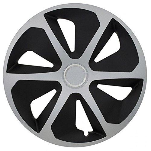 Enjoliveurs Roco compatible - Peugeot - Citroen - Renault ; 4 pcs (14\