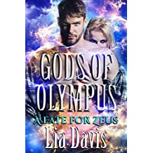 A Fate for Zeus (Gods of Olympus Book 8)