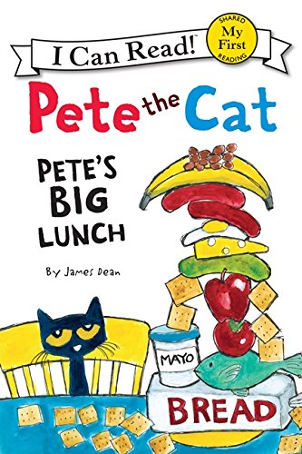 Pete's Big Lunch (I Can Read) por James Dean