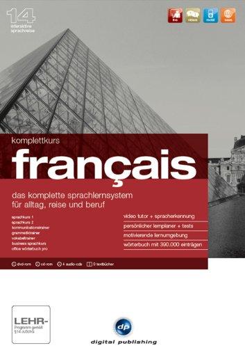 Interaktive Sprachreise Komplettkurs Français Version 14