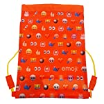 Emojis Trainer Kid's Sports Bag, 42 cm, Red - childrens-sports-bags, childrens-bags