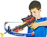 Die besten Armbrüste - Armbrust Kinder Crossbow Zielscheibe Pfeile Visier Holster Köcher Bewertungen
