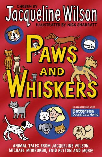 Paws & Whiskers by Jacqueline Wilson