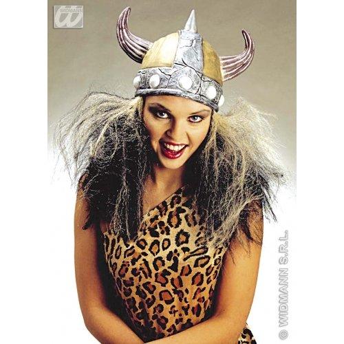 Elmo Kopfbedeckung Kostüm - Widmann-WDM6786A Kostüm für Erwachsene, Grau, WDM6786A