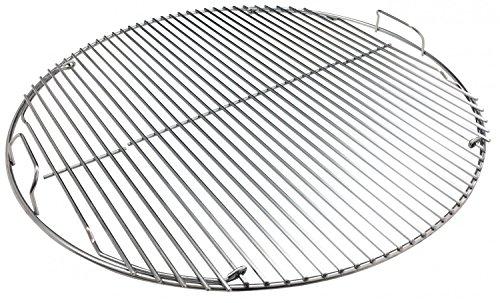 Edelstahl Grillrost 4mm / Grillrost klappbar für 570er / 57er Grills