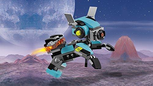 51J1%2BiPP1gL - LEGO Creator Robot Explorador (31062)
