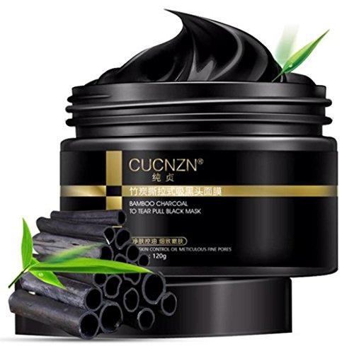 Coolster Hautreinigungs-Gesichtsmaske Creme: Schwarzkopf-Entferner Akne-Reiniger Reinigend Deep Cleansing Peel Mask für die gemischte Haut