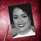Seasons Nathalie Emmanuel - ACEO Sketch Card (Signed by The Artist) #js001